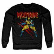 Wolverine Scratches Sweatshirt, Sweatshirt