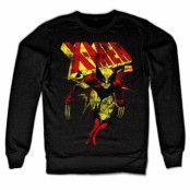 X-Men Distressed Sweatshirt, Sweatshirt