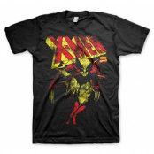 X-Men Distressed T-Shirt, Basic Tee