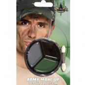 Army/Militär Smink