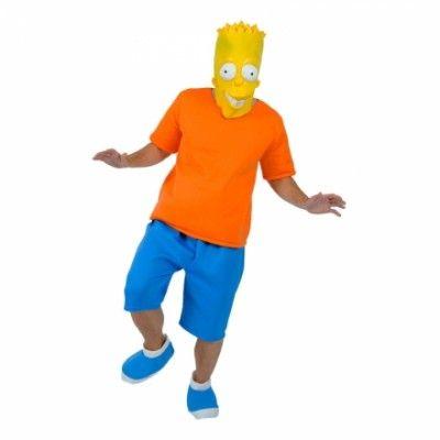 Bart Simpson Maskeraddräkt