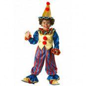 Clowndräkt 110/116