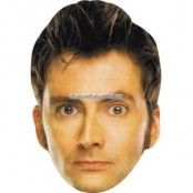 Den tionde doktorn - Doctor Who maskeradmask