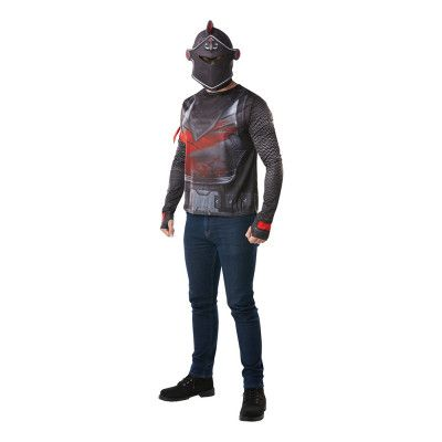 Fortnite Black Knight Budget Maskeraddräkt - Small