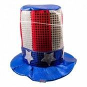 Amerikansk Hatt - One size