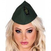 Army / Militärhatt med Patch