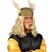 Asterix Hjälm - Hatt med Vingar