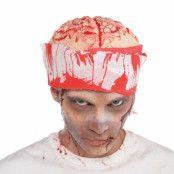 Blottad Hjärna Hatt