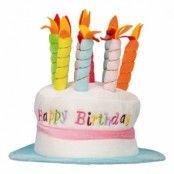 Happy Birthday Hatt - One size
