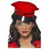 Militär popstjärna hatt