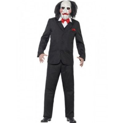 Jigsaw maskeraddräkt
