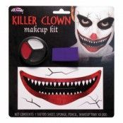Killer Clown Sminkset