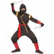Komplett Ninjadräkt