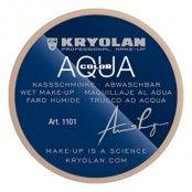 Kryolan Aquacolor Smink - Vit