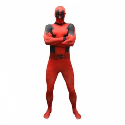 Deadpool Budget Morphsuit