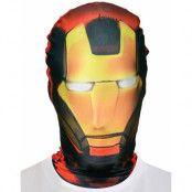 Licensierad Iron Man Morphsuit Mask