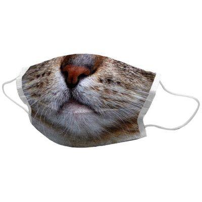 Munskydd, motiv-Katt