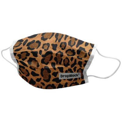 Munskydd, motiv-Leopard