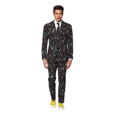 OppoSuits Disco Dude Kostym - 48