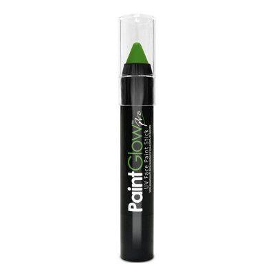 PaintGlow PRO UV Neon Sminkpenna - Grön