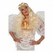 Ängel Blond Peruk - One size