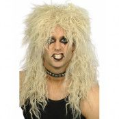 80-Tals Rocker - Blond Peruk