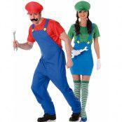 Parkostym - Luigi och Mario