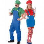 Parkostym - Mario och Luigi