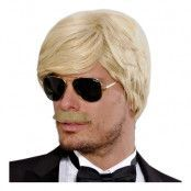 Playboy Blond Deluxe Peruk - One size