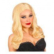 Roxy Blond Peruk - One size