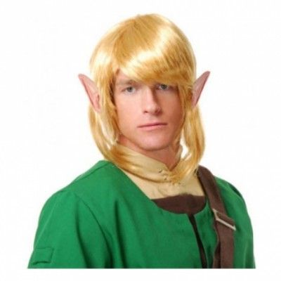 Zelda Link Peruk