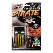 Sminkset Pirat