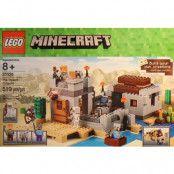 LEGO Minecraft The Desert Outpost