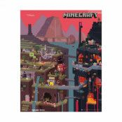 Minecraft, Mini Poster - World