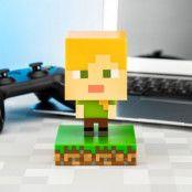 Minecraft Alex Icon Lampa