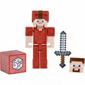 Minecraft, Comic Maker Actionfigur - Steve