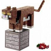 Minecraft, Comic Maker Actionfigur - Tabby Cat