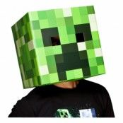 Minecraft Creeper Huvud