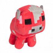 Minecraft, Gosedjur / Mjukisdjur - Baby Mooshroom 15 cm