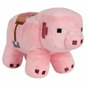 Minecraft, Gosedjur - Saddled Pig