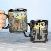 Minecraft Heat Change XL Mug 550ml