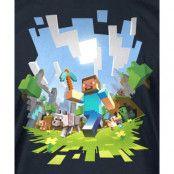 Minecraft Adventure Barn T-shirt