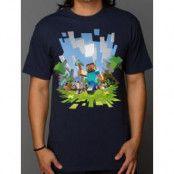 Minecraft Adventure T-shirt