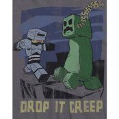 Minecraft Drop it Creep T-Shirt