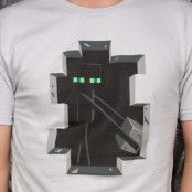 Minecraft Enderman Inside T-Shirt