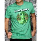 Minecraft Retro Creeper T-shirt