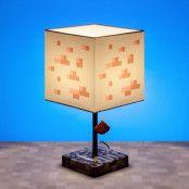 Minecraft Redstone Lampa