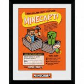 Minecraft - Tavla, Craft Your Own Minecart