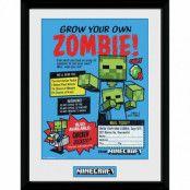 Minecraft - Tavla, Grow Your Own Zombie