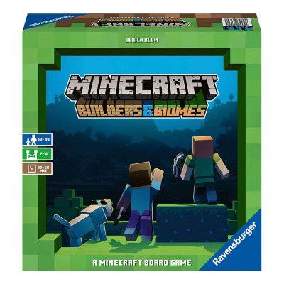 Minecraft The Board Game Brädspel